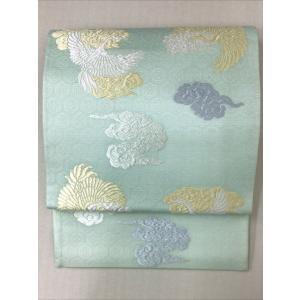 顕紋紗袋帯|kimono-waraji