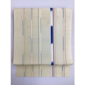 紗八寸名古屋帯  kimono-waraji