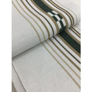 八重山ミンサー織半巾帯|kimono-waraji|02