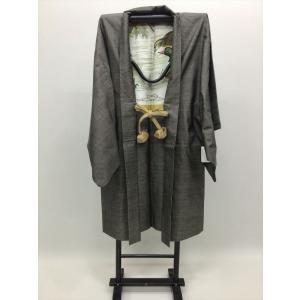 男物 大島紬羽織|kimono-waraji