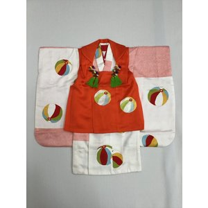 三歳祝着 被布セット kimono-waraji