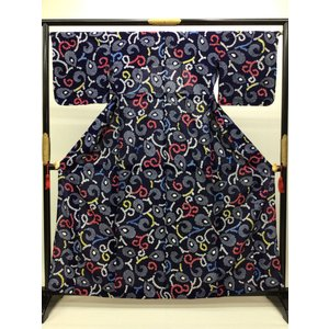 絞り浴衣|kimono-waraji
