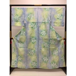 有松絞りゆかた |kimono-waraji