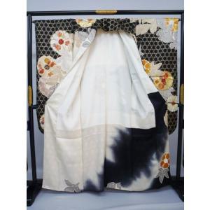 籠目文様 振袖|kimono-waraji|03