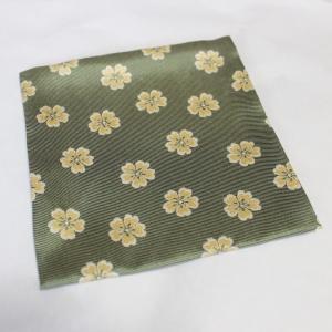 古帛紗 喜多川平朗 (柄名:散花文)|kimono-waraji