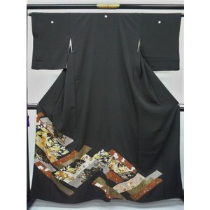 黒留袖|kimono-waraji