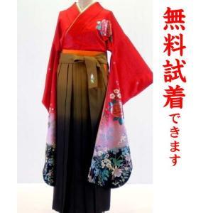 袴レンタル M−004番 19点フルセットレンタル 往復送料無料 kimono-world