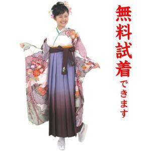 もりはなえ 袴レンタル M−015番 19点フルセットレンタル 往復送料無料 kimono-world