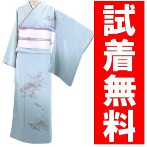 訪問着レンタル 024番 19点フルセットレンタル 往復送料無料 kimono-world
