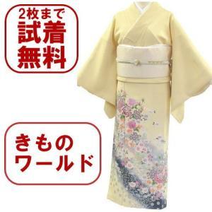 色留袖 レンタル 504番 20点フルセットレンタル 往復送料無料 kimono-world