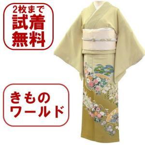 色留袖 レンタル 505番 20点フルセットレンタル 往復送料無料 kimono-world