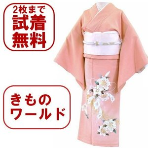 色留袖 レンタル 506番 20点フルセットレンタル 往復送料無料 kimono-world