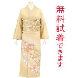 色留袖 レンタル 756番 20点フルセットレンタル 往復送料無料 kimono-world