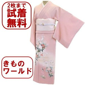 色留袖 レンタル 776番 20点フルセットレンタル 往復送料無料 kimono-world