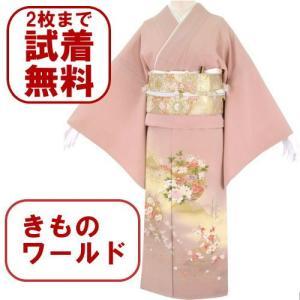 色留袖 レンタル 877番 20点フルセットレンタル 往復送料無料 kimono-world