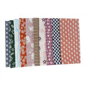 日本てぬぐい 10枚セット |kimono5298