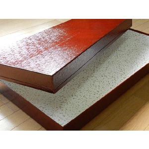 朱塗 紙箱 衣装ケース 収納箱 着物を入れるのに最適です! |kimono5298