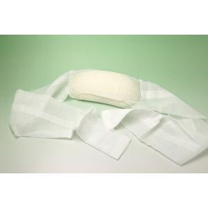 【帯枕】ガーゼひもでしっかり着付け デコラン ガーゼ紐付 まくら 帯まくら【メール便不可】【あすつく】|kimonocafe-y