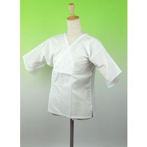 【綿さらし 肌着 】袖レース無し 下着 肌着 着物用浴衣用 木綿 さらし 綿 100% 着付け【メール便可】【あすつく】|kimonocafe-y