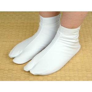 【足袋 カバー】汚れ防止に♪ 少し厚めの白 足袋 カバー着付け防寒 【メール便可】【あすつく】 kimonocafe-y
