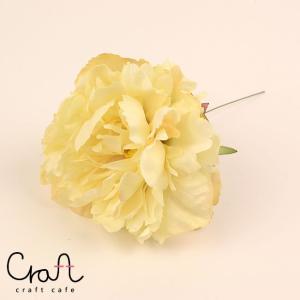 【cr】ASCA 造花 クリーム色の造花 cf000668【メール便不可】【あすつく】|kimonocafe-y