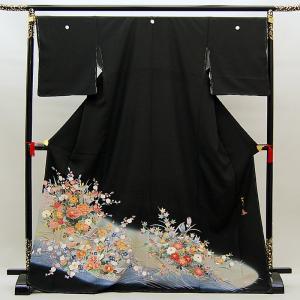 【レンタル】 留袖 留袖トータルセット 貸衣装 結婚式 きもの 往復送料無料 レンタル正絹留袖25点フルセット re-tome-0031 kimonohiroba-you