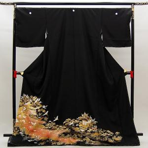 【レンタル】 留袖 留袖トータルセット 貸衣装 結婚式 きもの 往復送料無料 レンタル正絹留袖25点フルセット re-tome-0032 kimonohiroba-you