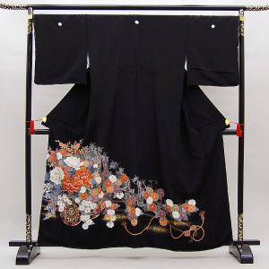 【レンタル】 留袖 留袖トータルセット 貸衣装 結婚式 きもの 往復送料無料 レンタル正絹留袖25点フルセット re-tome-0037 kimonohiroba-you