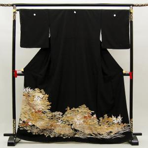 【レンタル】 留袖 留袖トータルセット 貸衣装 結婚式 きもの 往復送料無料 レンタル正絹留袖25点フルセット re-tome-0043 kimonohiroba-you
