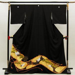 【レンタル】 留袖 留袖トータルセット 貸衣装 結婚式 きもの 往復送料無料 レンタル正絹留袖25点フルセット re-tome-0044 kimonohiroba-you