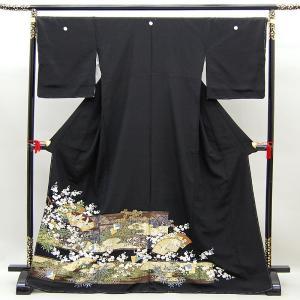 【レンタル】 留袖 留袖トータルセット 貸衣装 結婚式 きもの 往復送料無料 レンタル正絹留袖25点フルセット re-tome-0088 kimonohiroba-you