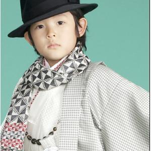 【レンタル】 七五三 753 着物 男の子 男子 5歳 5才 男児 羽織袴 フルセット 往復送料無料...