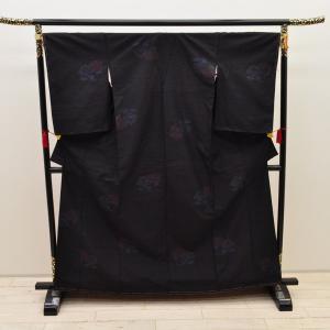【大決算SALE 11/12まで】中古着物 中古紬きもの 中古正絹着物 uk-229|kimonohiroba-you