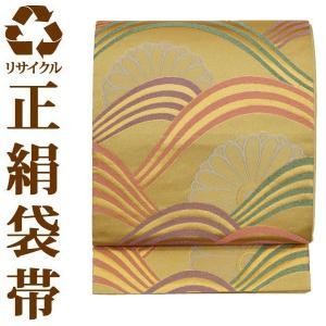 【大決算SALE 11/12まで】中古袋帯 六通 九寸  ufobi555|kimonohiroba-you