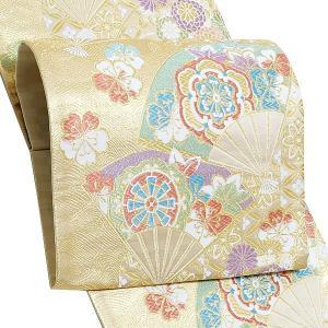 礼装向け袋帯(未仕立て)です。◆こちらの商品は未仕立てです。お仕立ては別途承ります。 袋帯1点(未仕...