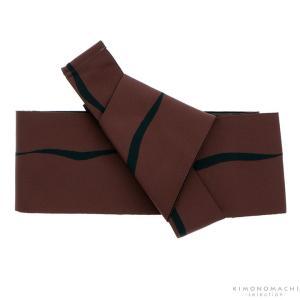 ワンタッチテープによる着脱が可能で、着付けが簡単なワンタッチ角帯です。初心者の方はもちろん、浴衣で出...