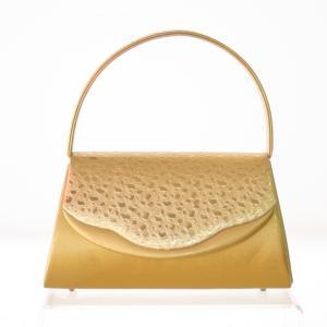 着物バッグ 留袖 礼装 結婚式 ゴールド 和装用 格安 ハンドバッグ 単品