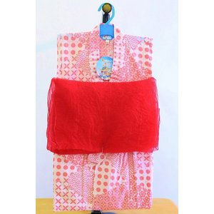 浴衣 子供 女の子 110センチ 120センチ 綿100% ...