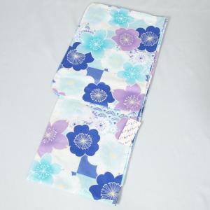 新品 特選プレタ浴衣 COOL STYLE フリーサイズ 7  リサイクルきもの天陽 浴衣 単品|kimonotenyou