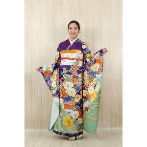 振袖セット 成人式 お誂え仕立付 桂由美 振袖フルセット 値段交渉可能|kimonowashou