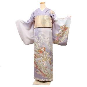 正絹訪問着 仕立て上がり品 単品 和久井峰匠作『夢小袖』|kimonowashou