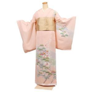 正絹手描き京友禅 訪問着 単品  お誂え仕立て付|kimonowashou