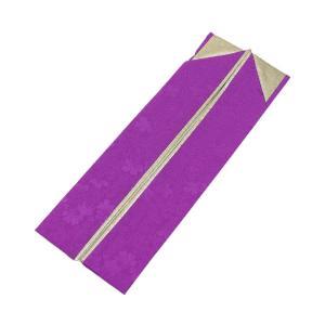 正絹重ね襟 |  紫|kimonowashou