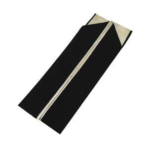 正絹重ね襟 |  黒|kimonowashou