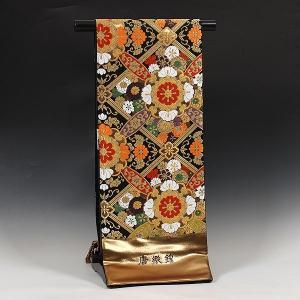 振袖用袋帯【西陣正絹唐織】 振袖セットでお選びの場合50,000円の差額になります|kimonowashou