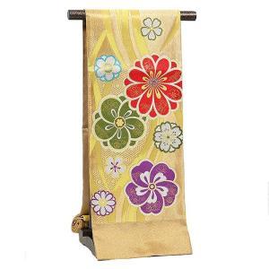 袋帯 振袖用 正絹 西陣織【大光(株)謹製】|kimonowashou