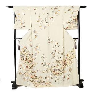 訪問着 正絹訪問着 京友禅 仕立て上がり長襦袢2点セット|kimonowashou