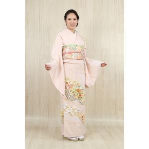 訪問着 正絹京友禅訪問着 お誂え仕立て付 悠久の風 kimonowashou