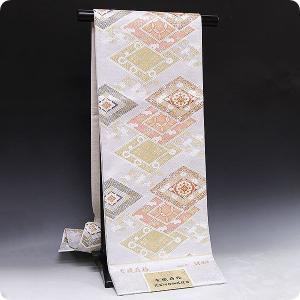 正絹西陣織袋帯 有職蒔絵 三重綾織 kimonowashou