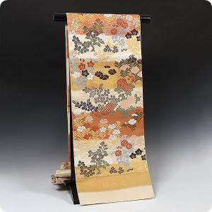 正絹西陣唐織袋帯 大光謹製 kimonowashou